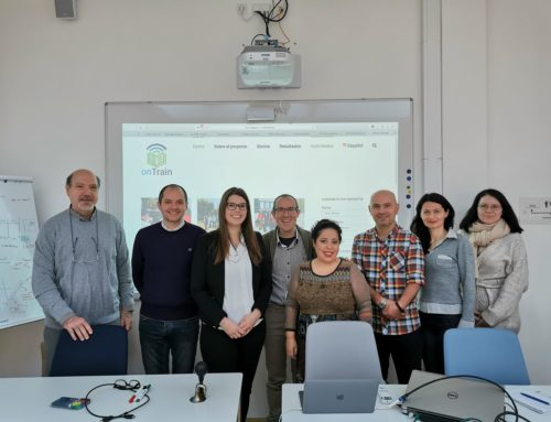 Third meeting of the OnTrain project